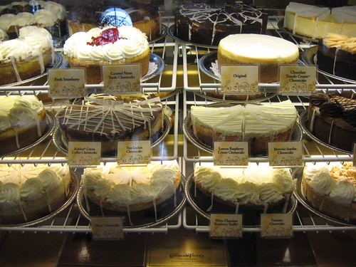 The Cheesecake Factory, $1.50 slices on 7/30