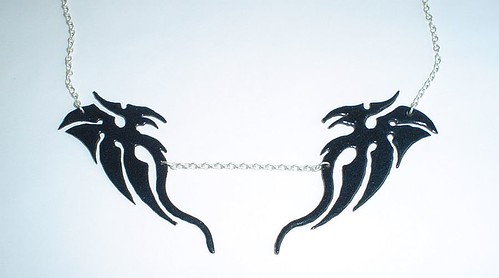 griffin tattoo pendant