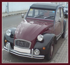 Citron 2CV (.Robert.) Tags: classic robert car citron charleston coche 2cv clsico cotxe citron2cv