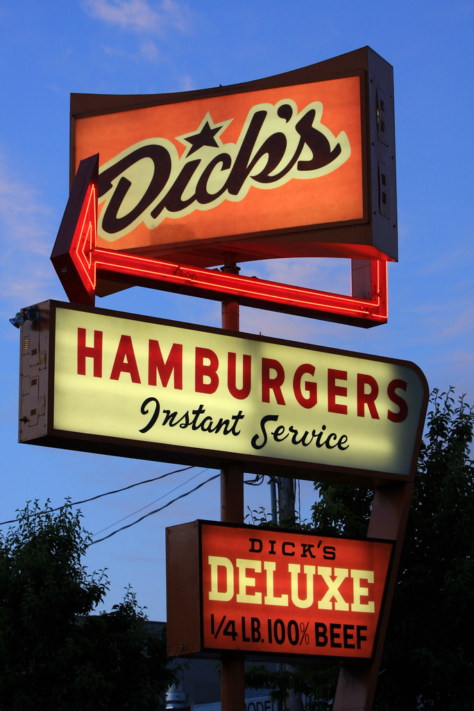 Dick's Off Lake City Way