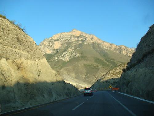 Carretera Saltillo Monterrey - México 2008 7944