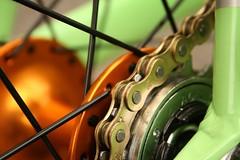 (Egan Snow) Tags: california bike felt chain sausalito