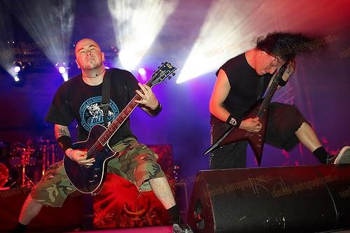 Jeff Kendrick & Mike Spreitzer (DevilDriver)
