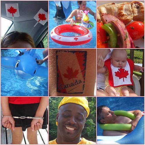 Canada Day Fun!
