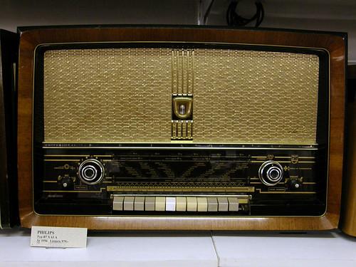 Vintage radio - Philips
