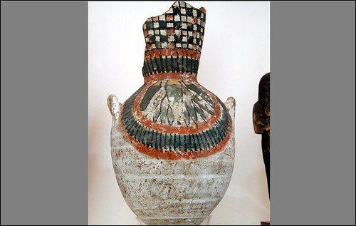 2008_0610_161103AA Egyptian Museum, Turin por Hans Ollermann.