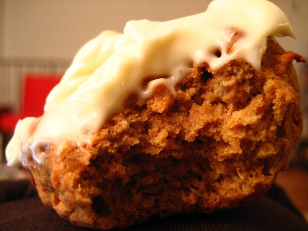 GF Coconut-Pecan-Carrot Cupcakes