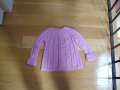 Sweater for Baby Hannah