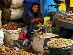 Market Scenes in Ayacucho