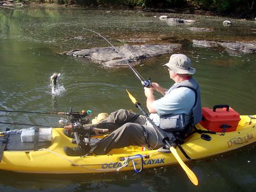 Mr P & Drew go fishing 015