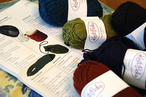 Knit Picks Renaissance Sampler