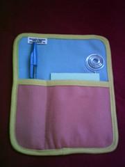 Porta-recados (Maricotta Serelepe) Tags: handmade craft feltro portarecados maricottaserelepe terezagahiosk