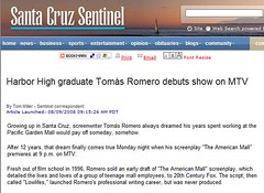 The article on the Santa Cruz Sentinel website.