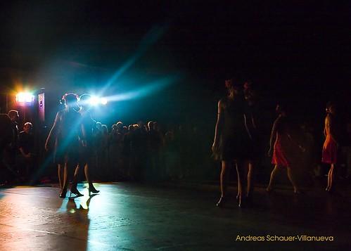 Eröffnungsfeier Kubanische Sommertanzwochen in Denzlingen 19.07.2008