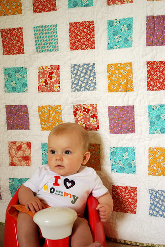 new quilt for Finn