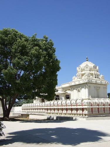 Hindu Temple, Malibu, LA