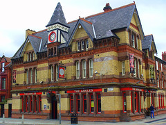 the arkles pub anfield