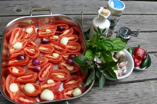 All purpose tomato sauce base