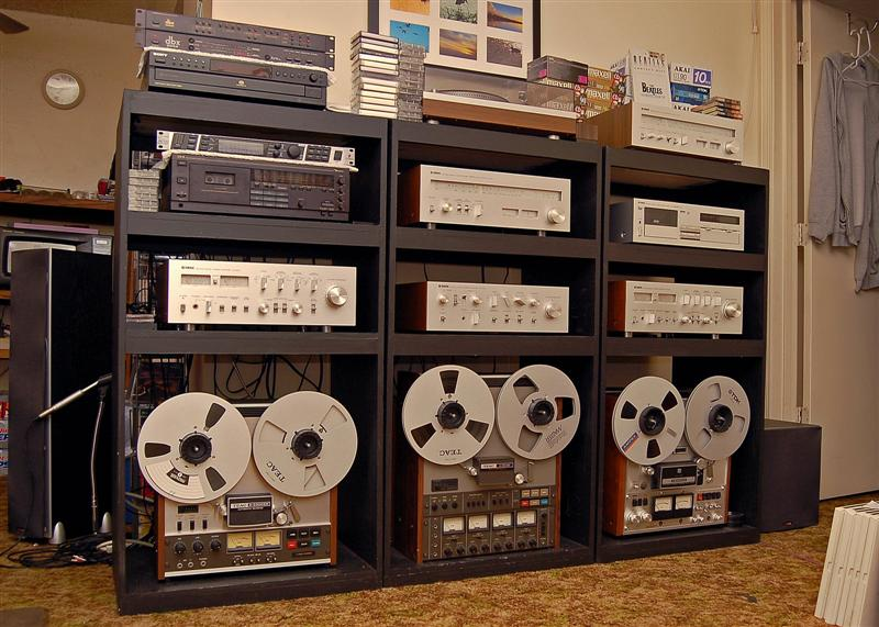 What Is Your System Comprised Of Tapeheads Tape Audio