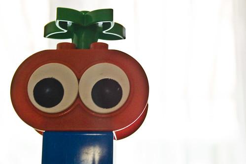 4/365: Legotron aka Hammertron