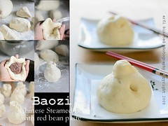 baozi chinese steamed buns