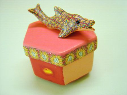 Joleen the Dolphin Box