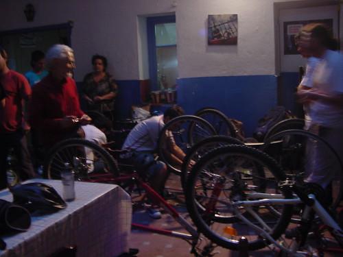 taller de bicis bicicrítica