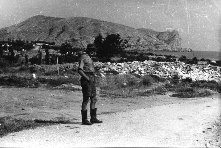 Судак в период оккупации