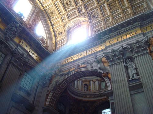 Fotografia: Basilica di San Pietro - Vaticano