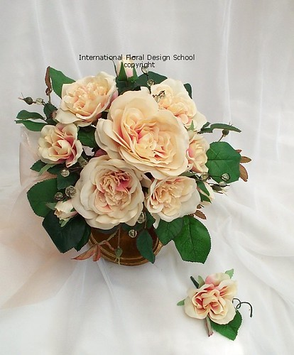 Wedding Flowers - Bouquet of Roses