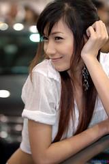 SIN08011 (5000km) Tags: girl car digital model nikon singapore expo motorshow asianbeauty superimportnights