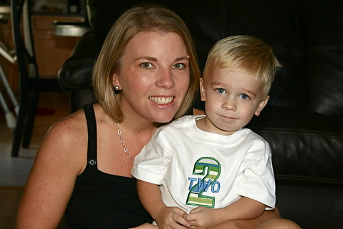 Mommy and Hunter