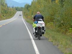 Posicion aerodinamica en la bici para que no nos frene el viento