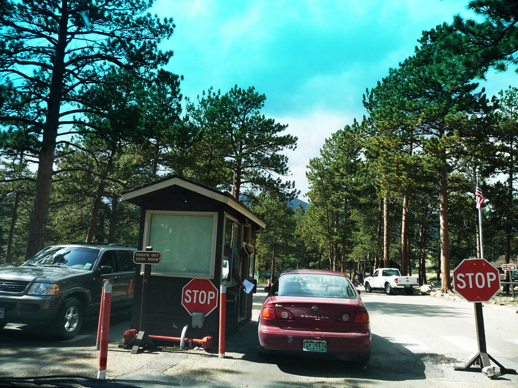 Moraine Camgrounds, RMNP