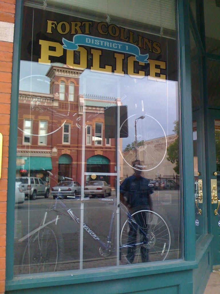 police <3 bikes