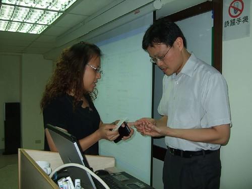 robinidv 拍攝的 20080925eComing-簡報錄影與分享041。