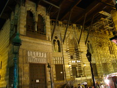 Mameluke palace of Sultan Al-Ghuri (Hakatani Tenfu) Tags: egypt egipto sufism gypten egitto egypte egypten  egiptus egipt gypte tasavvuf egypti  2008december egiptio koptimaa egiptujo  taawwuf  sufigari