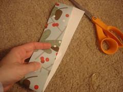 3093922943 72ffee52ac m A Gift Wrap Bow Tutorial