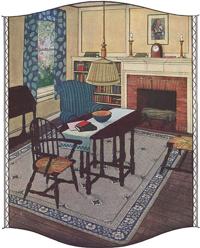 Flickriver Photoset 1920s Interiors By American Vintage