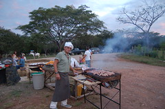 Migel Master cook. (Blackstallionhills.com) Tags: ranch travel party food black fiesta stallion