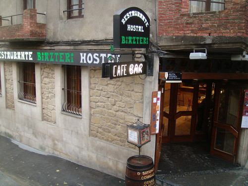 Restaurante Hostal Biazteri