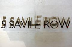OLDP2009.01.26 - 5 Savile Row