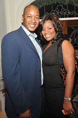 eric snow and his wife