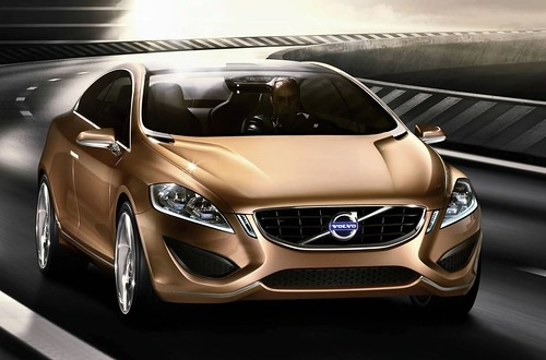 Volvo S60 Concept pictures & video