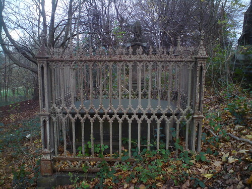 Grave in a Cage