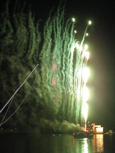 Fireworks & Boat Parade