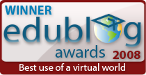 DENinSL EduBlog Award