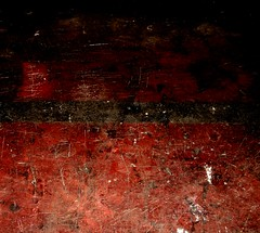 Scratch The Surface (Grooover) Tags: red black bar floor line scratch