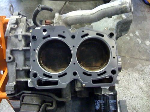 22r head gasket replacement instructions