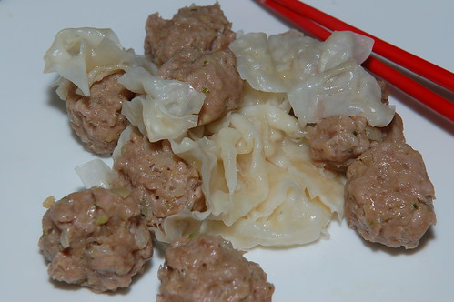 Finished Shumai, Batch 1